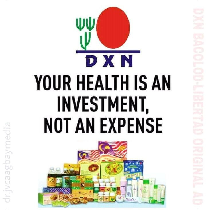 DXN - Health & Wellness Solutions