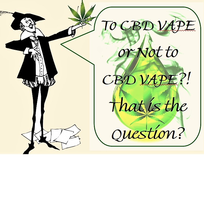 To CBD Vape or Not to CBD Vape