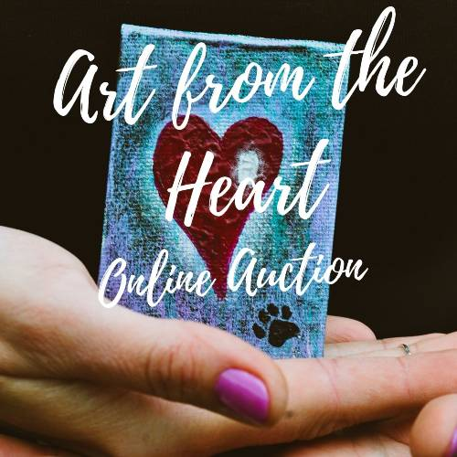 Art from the Heart Online Auction